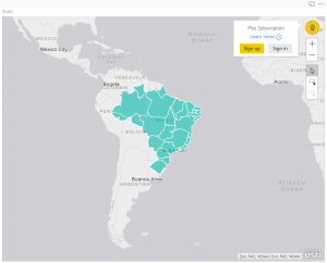 Esri Plus Subscription for ArcGIS Maps for Power BI is now available