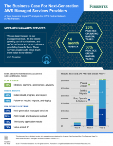The Business Case for Next-Gen AWS Managed Services Providers