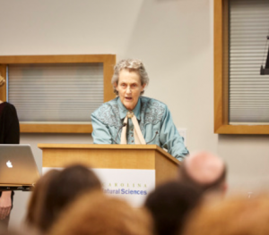 Temple Grandin: 'We need different kinds of minds working together'