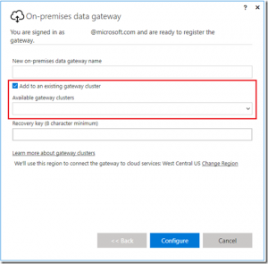 On-premises data gateway November update is now available