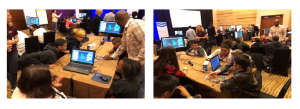 Las Vegas Area Students Build with IoT at re:Invent