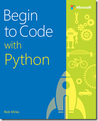 New book: Begin to Code with Python