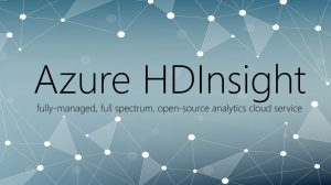 Azure HDInsight announcements: Significant price reduction and amazing new capabilities