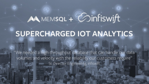 How Infiswift Supercharged Its Analytics for IoT Applications