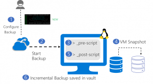 Application consistent backup for Linux VMs using Azure Backup is generally available
