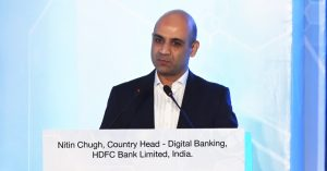 Interview with Nitin Chugh on personalization & digital transformation in banks