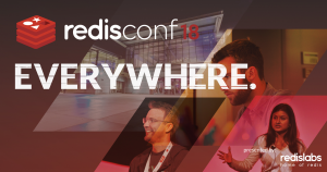 RedisConf18 is on the Horizon
