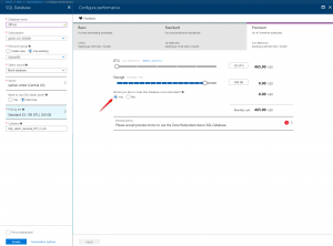 Azure SQL Database now offers zone redundant Premium databases and elastic pools