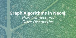 Graph Algorithms in Neo4j: How Connections Drive Discoveries