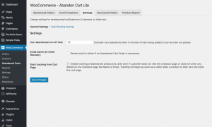 6 Cart Abandonment Options for WooCommerce in 2018