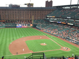 Visiting all 30 Major League Baseball Stadiums -- with Python and SAS® Viya™