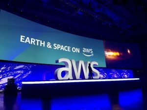 """Earth is Just Our Starting Place:"" An Earth & Space on AWS Event Recap"