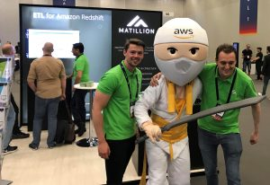 Join Matillion at the AWS Summit in New York
