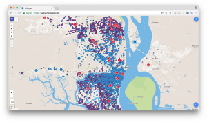 Partner Guest Post: handytec Provides Fast Geoanalytics with MemSQL