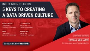 5 Keys to Creating a Data Driven Culture