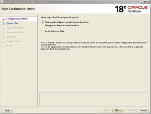 Download and install Oracle Database 18c – NOW!