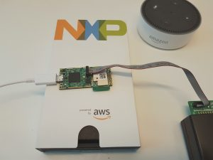 Tracing Amazon FreeRTOS on NXP LPC54018
