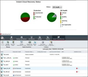 Azure Site Recovery powers Veritas Backup Exec Instant Cloud Recovery for DR