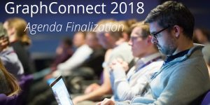 GraphConnect 2018 Agenda: Everything You Need to Know