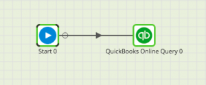 Using the QuickBooks Query component in Matillion ETL for Snowflake