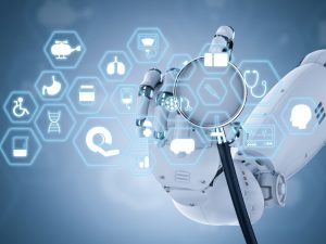 Improve patient engagement and efficiency with AI powered chatbots