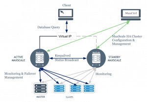 MaxScale Failover with Keepalived and MaxCtrl