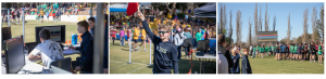 Canberra Grammar School Code Cadets Use AWS for Athletics Carnival