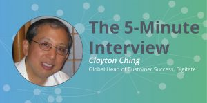 Enterprise AI for IT Ops: 5-Minute Interview with Clayton Ching, Global Head of Customer Success at Digitate