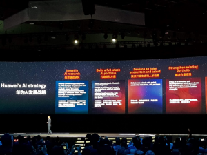 Huawei Goes All-In with Full Stack AI, Competing Head-to-Head with Google