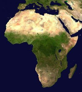 Does Africa Present An Opportunity For The Chinese Clouds?