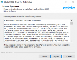 How to Use Redis to Connect to BI Tools on Windows using CData Software ODBC Driver