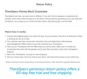 Return Policy Template Examples for Small eCommerce Businesses