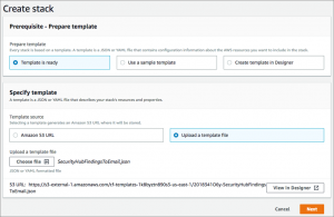 How to Enable Custom Actions in AWS Security Hub