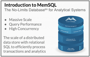 How MemSQL Works – At a Glance