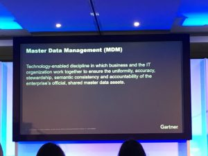 Summary from Gartner Data & Analytics Summit London 2019