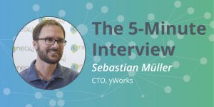 More Data, More Visualizations: 5-Minute Interview with Sebastian Müller