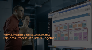 Enterprise Architecture and Business Process: Common Goals Require Common Tools