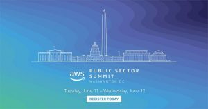 Create your agenda for the AWS Public Sector Summit DC