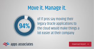 Moving Legacy Oracle Workloads to the AWS Cloud Securely – Yes, You Can!