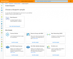 New PCI DSS Azure Blueprint makes compliance simpler