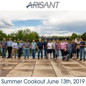 Arisant Summer Cookout – June 2019