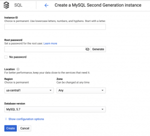 Understanding GCP Cloud SQL Through RDS