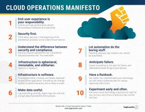 A Cloud Operations Manifesto