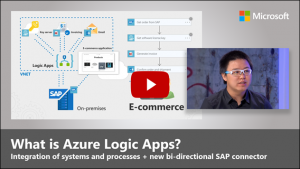 Reducing SAP implementations from months to minutes with Azure Logic Apps