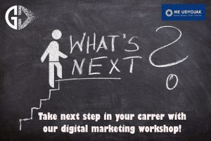 Take the next step in your career with our #DigitalMarketing workshop