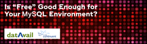 """New Webinar: Is """"Free"""" Good Enough for Your MySQL Environment?"""