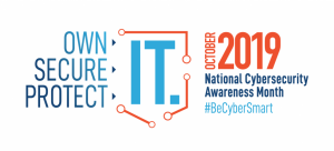 Celebrating National Cyber Security Awareness Month!