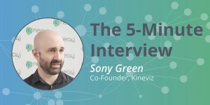 Not Everyone Is a Data Scientist: 5-Minute Interview with Sony Green