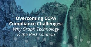 Overcoming CCPA Compliance Challenges: Why Graph Technology Is the Best Solution