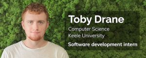 Internships at Cambridge Intelligence: Toby's experience